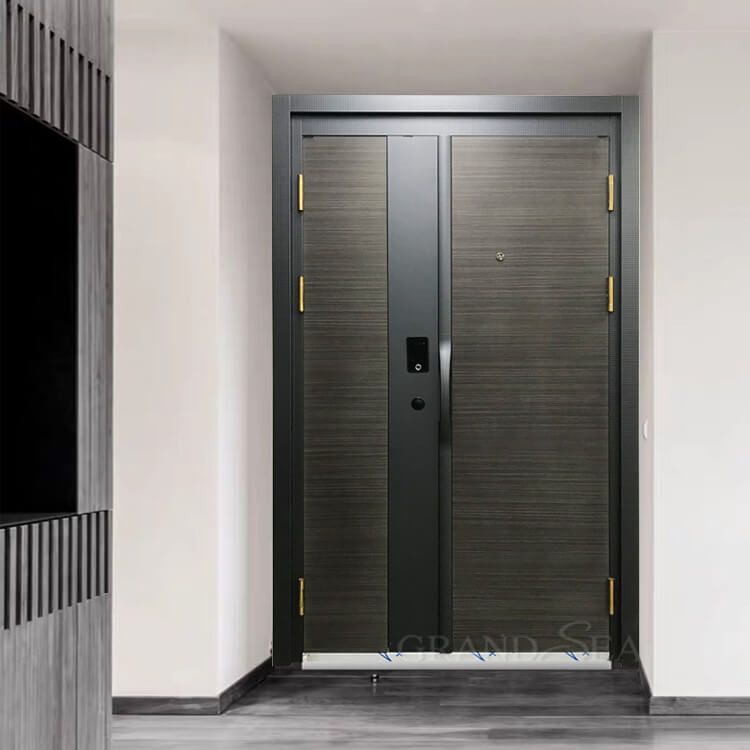 residential steel safety door