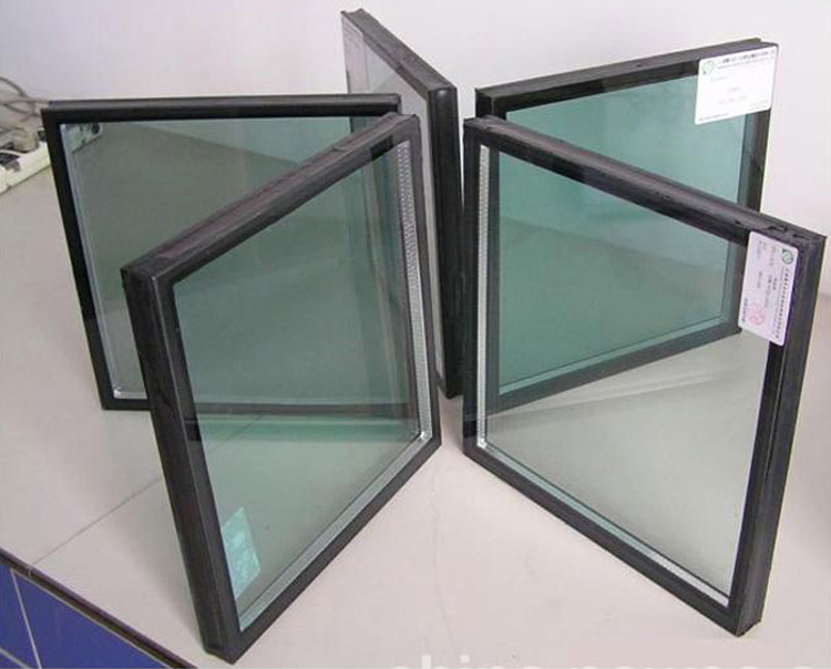 double hollow insulated glass