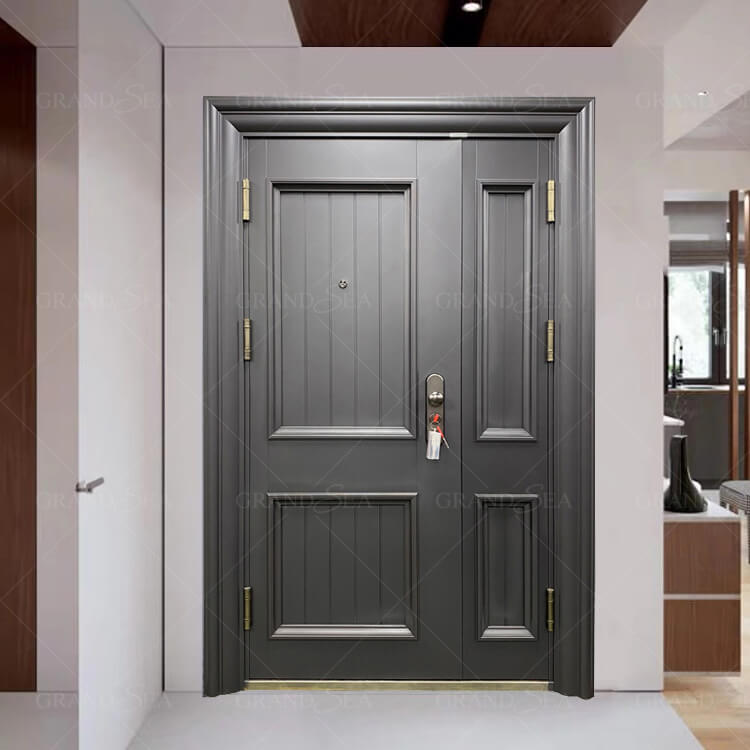modern secuirty steel door