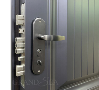 house secuirty steel door