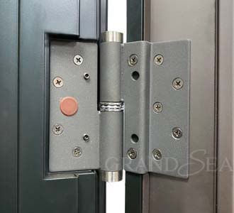 high security steel doors residential