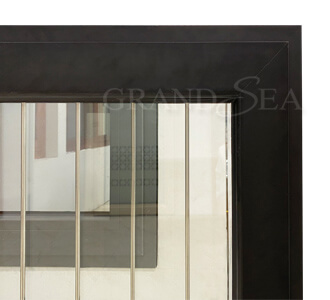 stainless steel window grill design