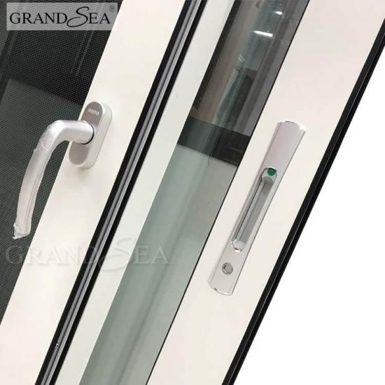 aluminum 4 panel sliding windows