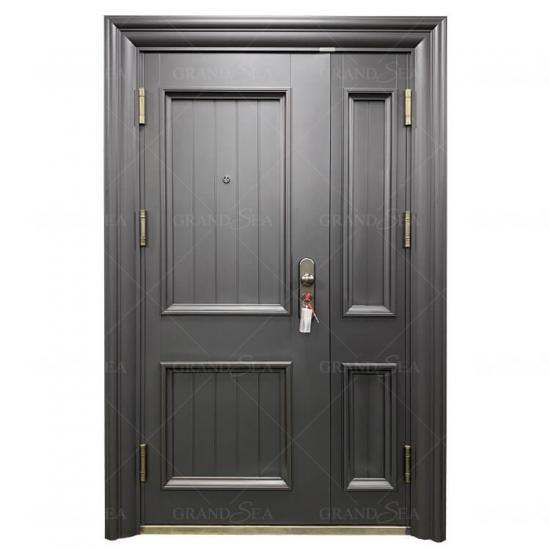 modern security steel door