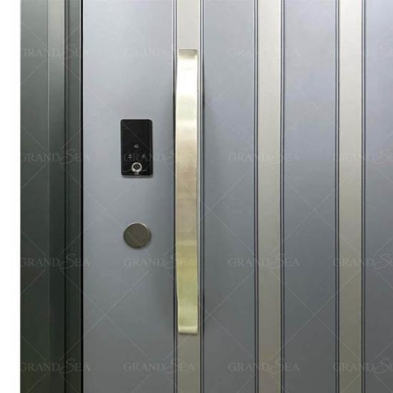 commercial steel security doors